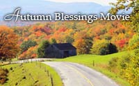 Autumn Blessings Movie