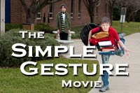 The Simple Gesture Movie