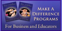 Make A Difference Acknowledgment Programs
